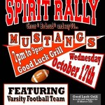 Manor ISD to Hold Homecoming Community Spirit Rally at Good Luck Grill