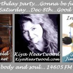 Songwriter Saturday 12/8 6-9pm
