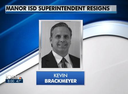Manor ISD Superintendent Resigns