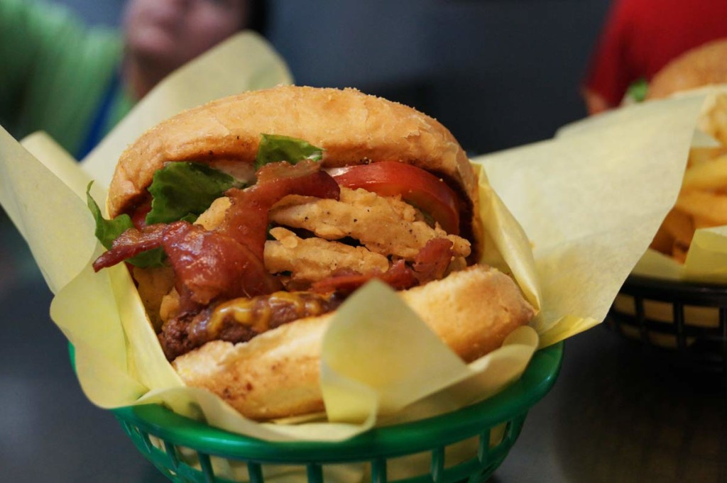 Triple Crown Burger